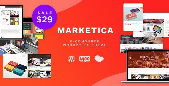 Marketica v4.6.2 — Marketplace WordPress Theme