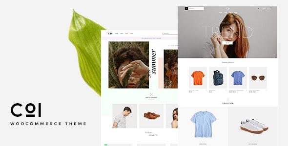 Coi v1.0.7 — Multipurpose WooCommerce Theme