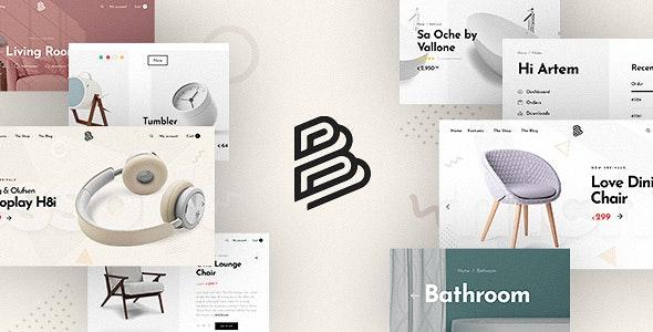 Barberry v1.4.9 — Modern WooCommerce Theme