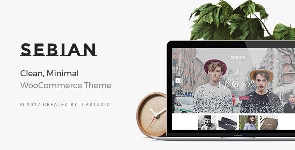 Sebian v1.0.8 — Multi-purpose WordPress WooCommerce Theme