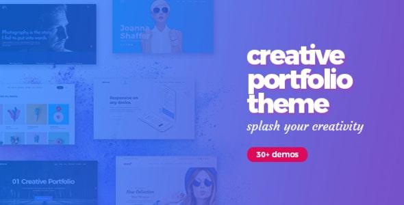 Onero v1.4 — Creative Portfolio Theme for Professionals