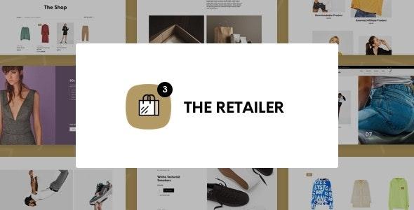 The Retailer v3.1.4 — Responsive WordPress Theme