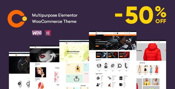 Cerato v1.3.5 — Multipurpose Elementor WooCommerce Theme