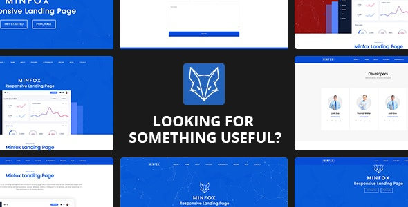 Minfox v1.4.2 — Software Landing Page