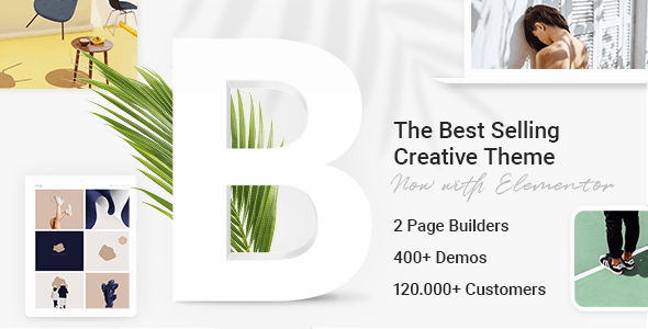 Bridge v19.9 — Creative Multi-Purpose WordPress Theme