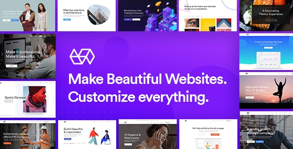 Webify v3.5 – All-in-One Elementor WordPress Theme