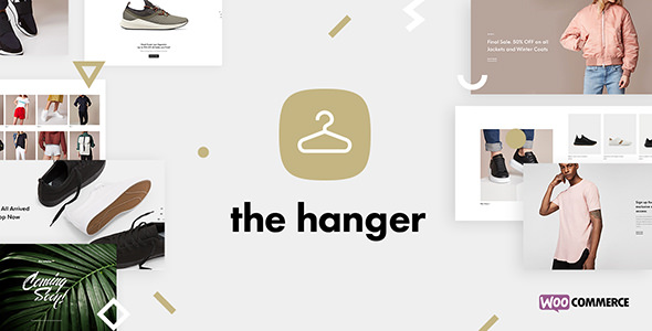 The Hanger v1.6.1 — Modern Classic WooCommerce Theme