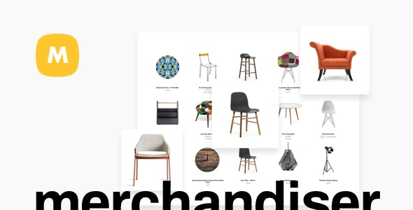 Merchandiser v1.9.12 — eCommerce WordPress Theme