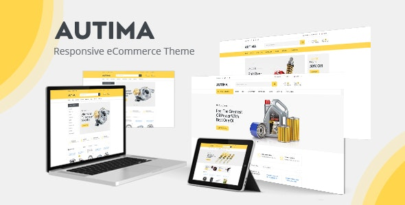 Autima v1.0.1 — Car Accessories Theme for WooCommerce WordPress