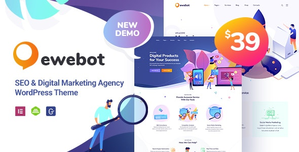 Ewebot v1.0.7.2 — SEO Digital Marketing Agency