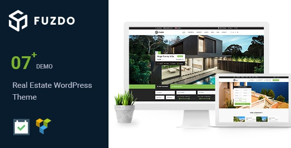 Fuzdo v2.0 — Real Estate WordPress Theme