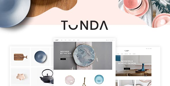 Tonda v1.6 — Elegant WooCommerce Theme